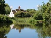 june 5th Letchworth town centre & willian pond