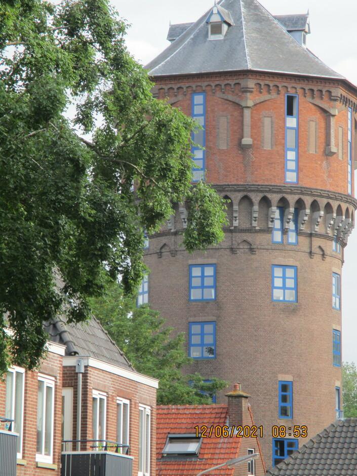 De Oude watertoren binnenstad Gorinchem