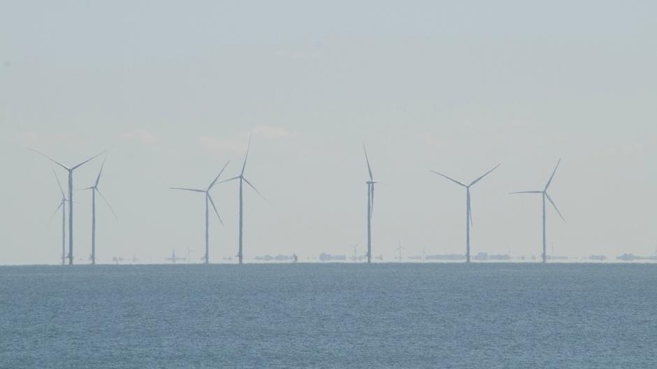 Heiiig over het IJsselmeer