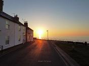 Sunrise at Southwold Suffolk…