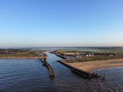 Southwold harbour Suffolk…