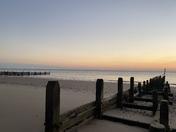 Overstrand sunrise