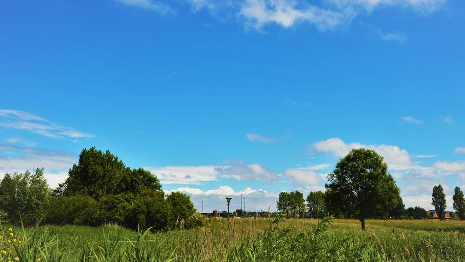 Opkomende Stapelwolken