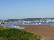 A sunny day by the estuary