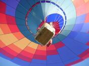 Overhead shot