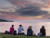 Sunset 26th June