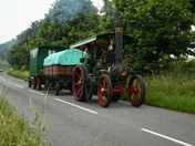 Steaming Through Suffolk