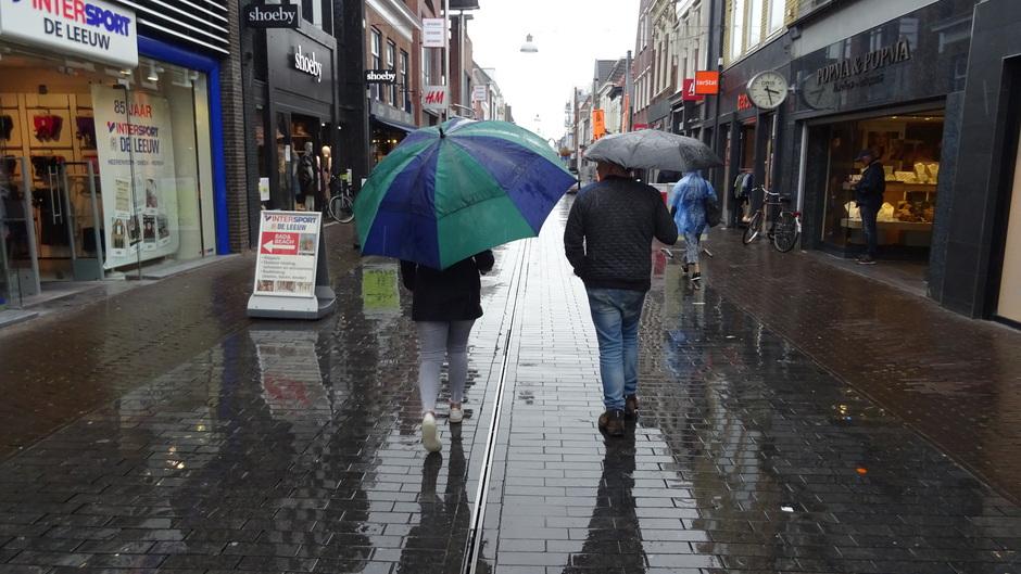 Parapluweer vandaag
