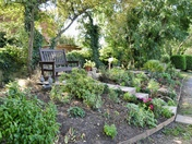 Manor Close Estate Garden