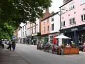 Project 52 - Week 27 - Norfolk Streets