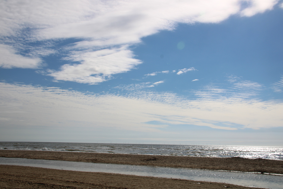 Mooi aan de kust