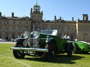 Culford Classic Car Show