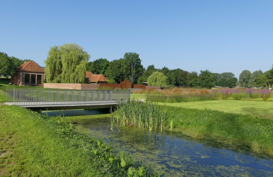Wolkenloos en zonnig in Limburg