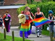BunGAY Pride at Bungay Castle