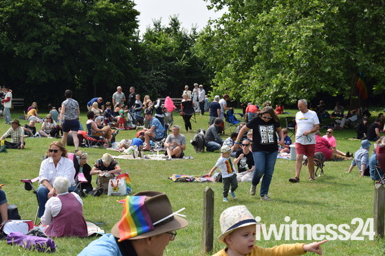Images from Bungay Pride