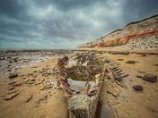 Norfolks shipwreck
