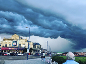 Stormy Great Yarmouth