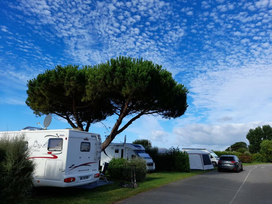 Zonnige start in Concarneau Bretagne