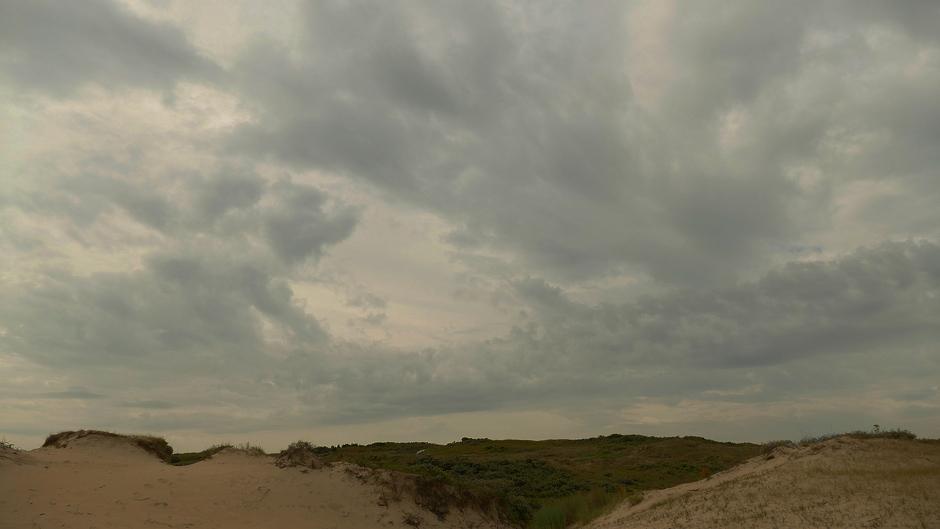 10.48 enig gespetter in de duinen van Wassenaar