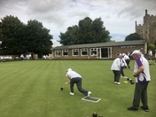 Framlingham bowls tournament