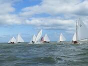 Sea Sailing off Lowestoft