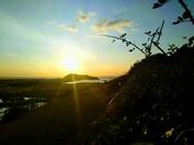 Evening at Uphilll