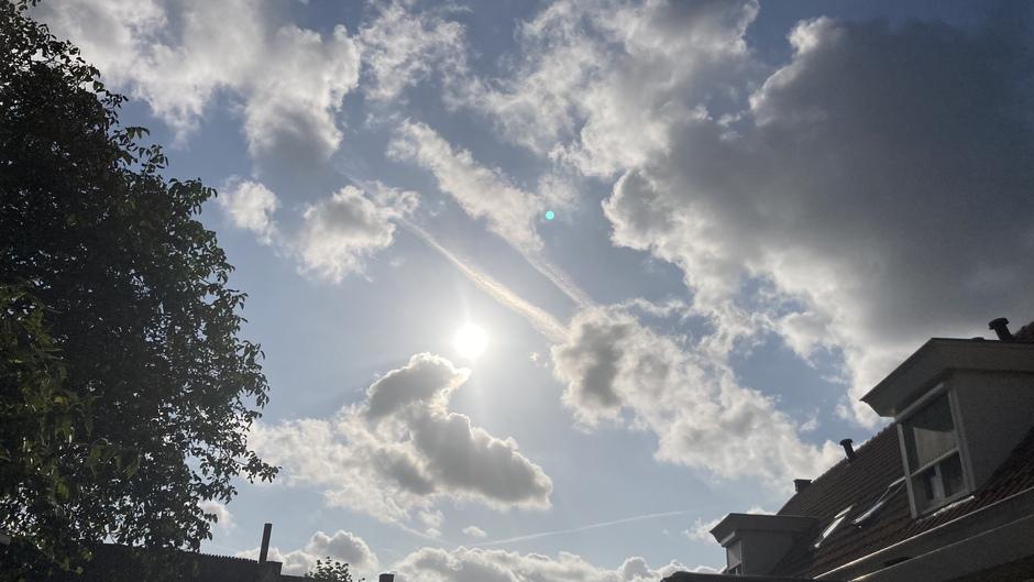 Af en toe komt de zon weer
