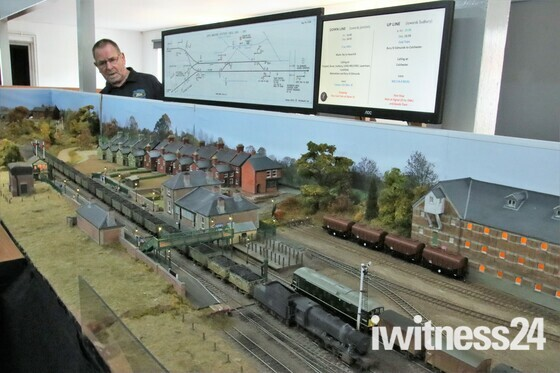 Long Melford Model Railway