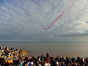 Entry of the Red Arrows