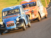 Classic Citroen 2CV 24Hour Race
