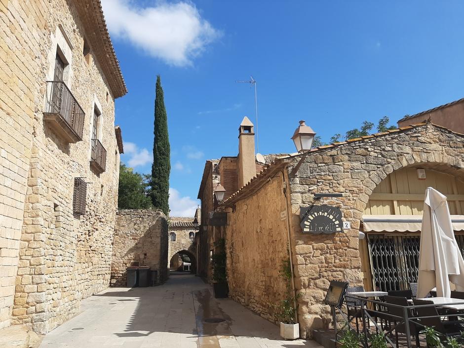 Spaans dorpje