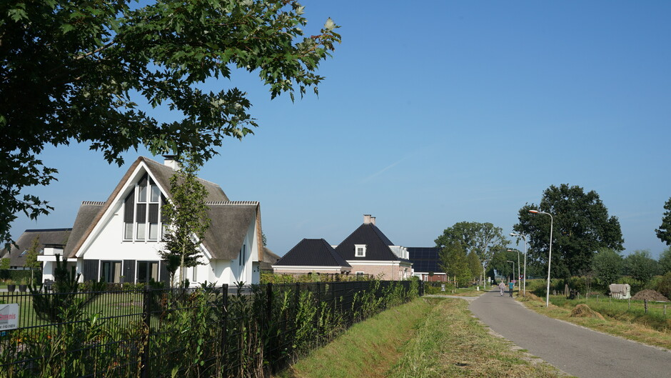Zomers weer