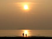 Indian Summer Sunset