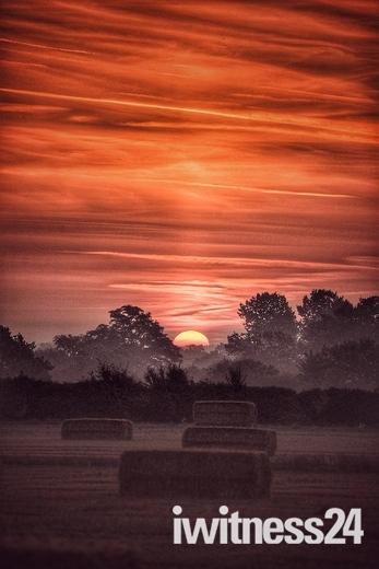 Norfolk sunrise