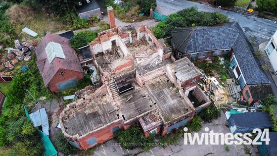 Ferryside demolition Gorleston On Sea….