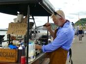 Coffee on the Esplanade