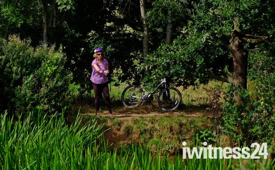 Around Felixstowe bike ride
