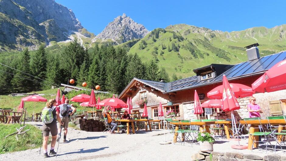 Alpen: zomers
