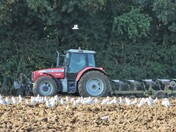 Following the plough