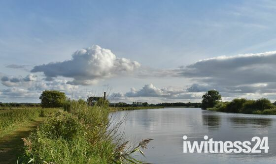 River Yare at Strumpshaw