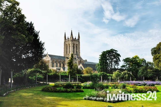 Bury St Edmunds Sep 2021