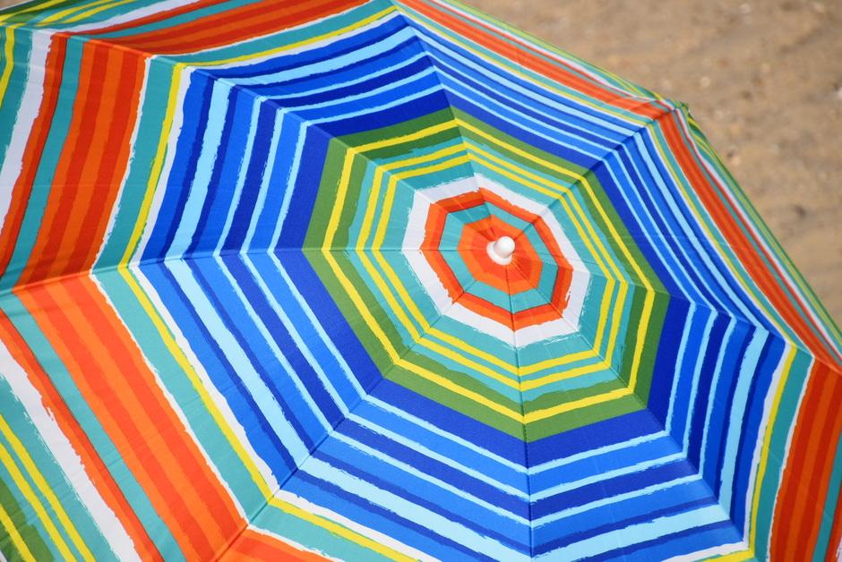 Parasol-weer