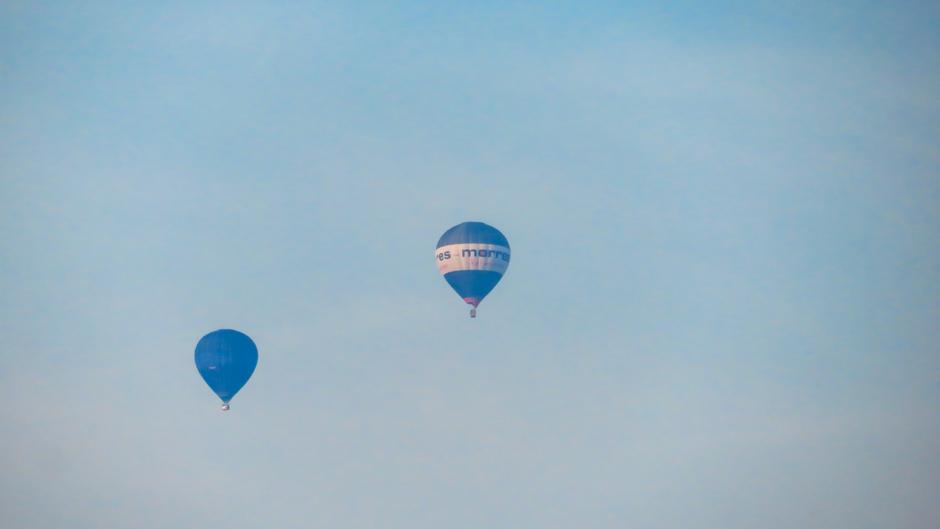 Het is weer luchtballonweer