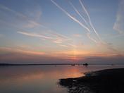 Brancaster Staithe at Daybreak