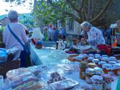 Stall at Sidbury Fair