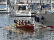 Gig rowing