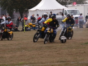 Motorcycle football