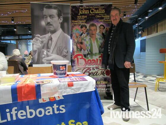 John Challis Memories