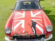 Sidmouth Classic Car Show 18 September 2021