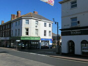 Rolle Street, Exmouth